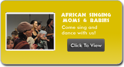 African Singing For Moms and Babies